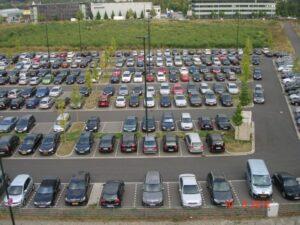 Parken Flughafen Köln Parkhaus 3