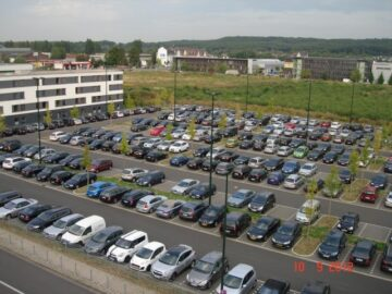 Parkplätze Flughafen Köln