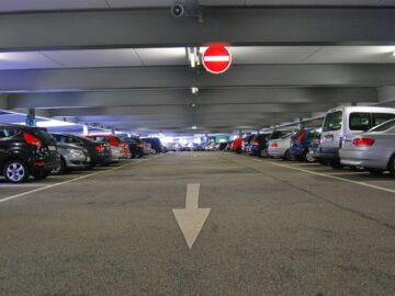 Langzeitparken Flughafen Köln